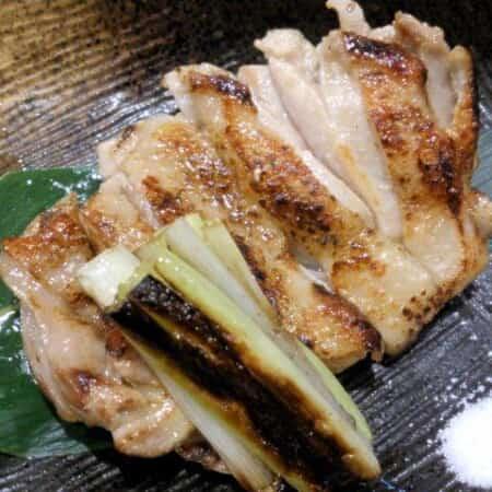 【越の鶏使用】新潟 越の鶏の塩焼き